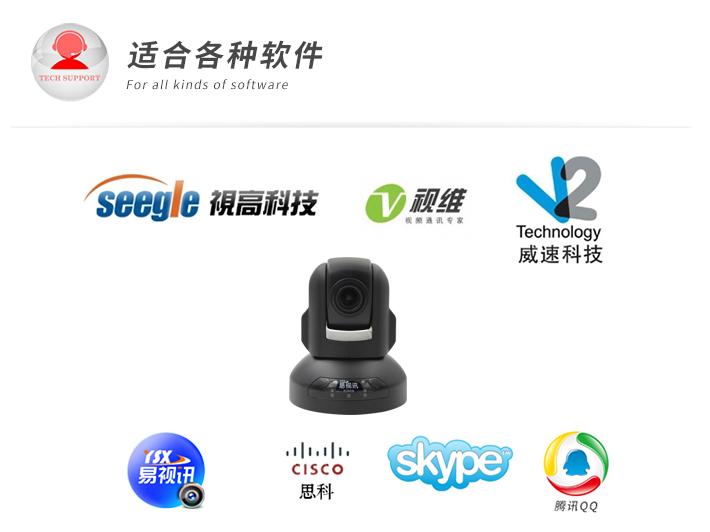 高清视频会议摄像机YSX-580S各种软件.jpg